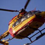 l'EC 145 au décollage