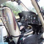 Le cockpit du 355N de Blois