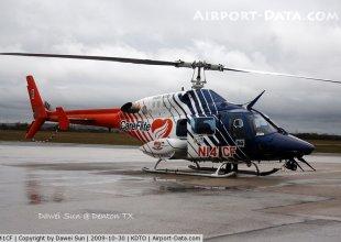 Bell 222 UT   N141CF    Care Flite