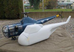 """Sikorsky H19B """"Chickasaw"""""""
