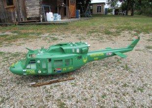 Bell 212 Kruger