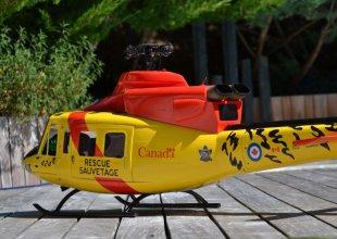 Bell 412 Rescue Tigre
