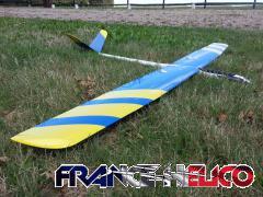 Planeur Spirit V 2 m
